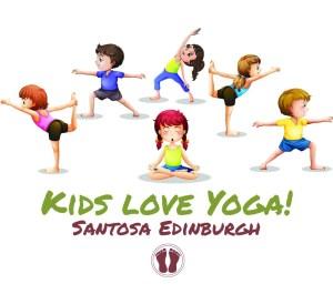 Kids Love Yoga! Santosa Edinburgh
