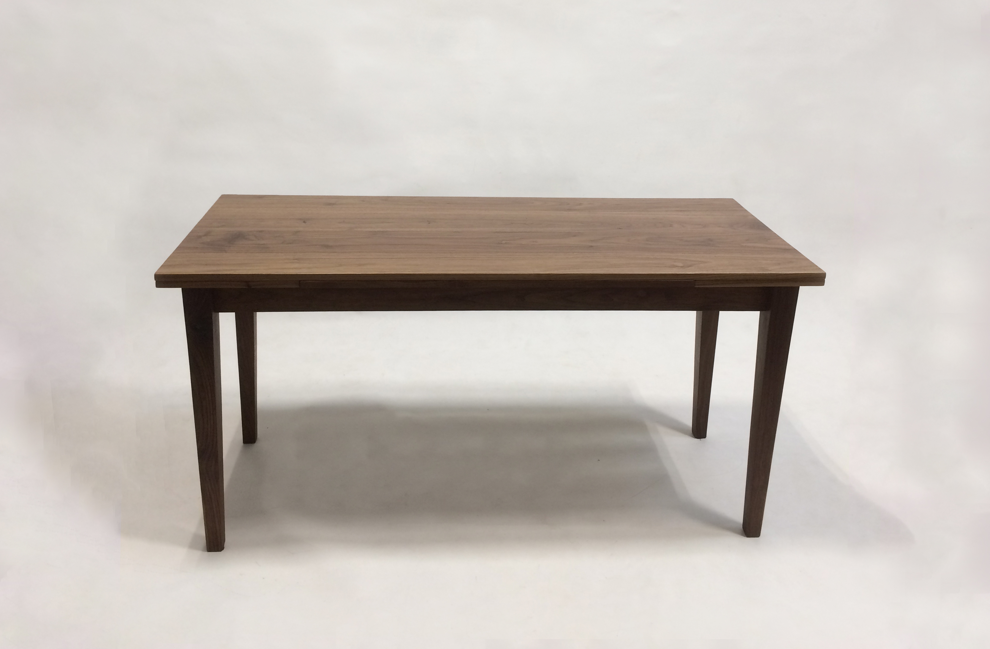 Gentil Walnut Dining Room Table ...