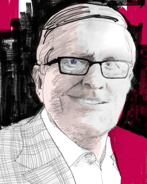 David Booth portrait | Greg Betza
