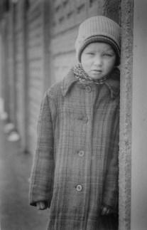 Little Girl - Romania