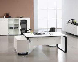 escritorio gerencial en L
