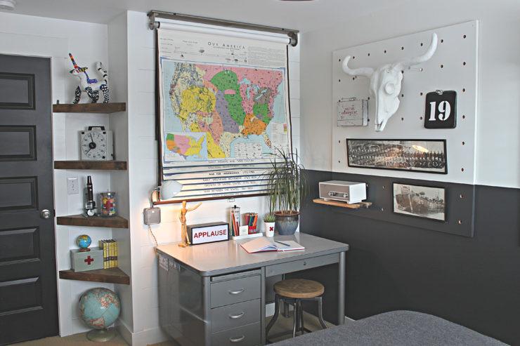 Diy Pegboard For A Kids Bedroom Makeover Studio 5