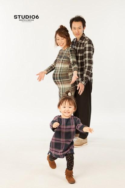 大阪 マタニティフォト