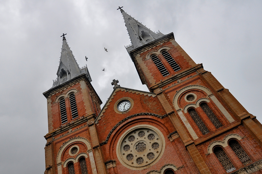 Vietnam - Notre Dame Cathedral