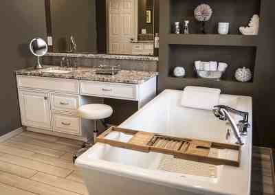 traditional master bath photos