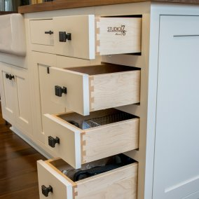 Studio 76 Home cabinets