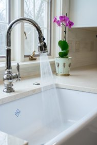 Shaws farmhouse sink