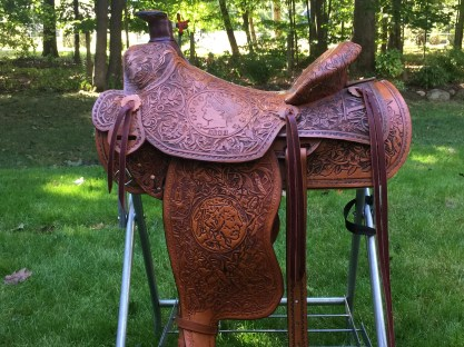 Western Saddle: When Dreams Only Cost a Nickel