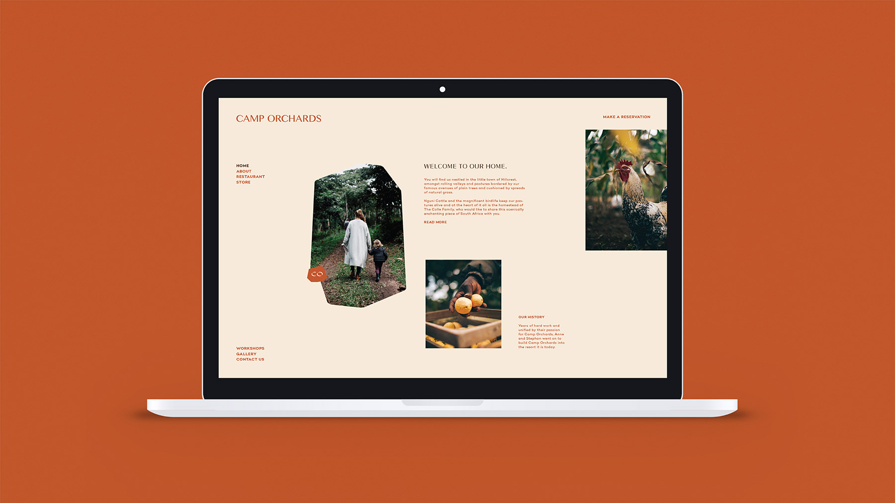 Behind The Brief: Camp Orchards by Parsons Branding – Studio A/C