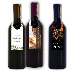 Zawieszki na wino