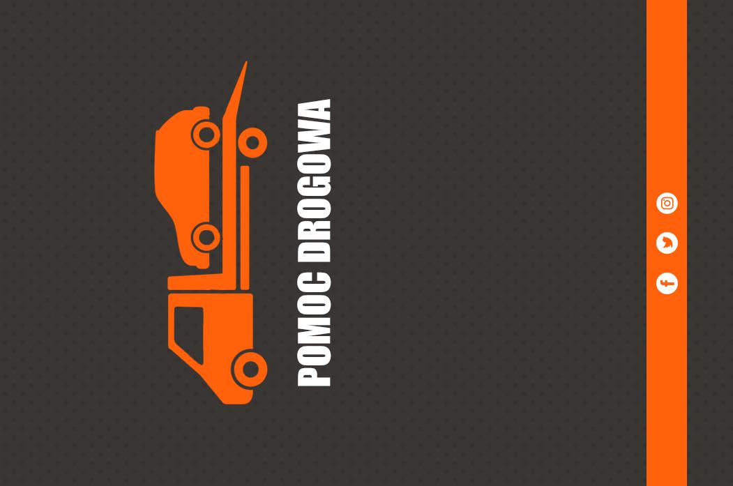 Projekt wizytówki Pomoc drogowa - Wizytówka dla branży motoryzacyjnej