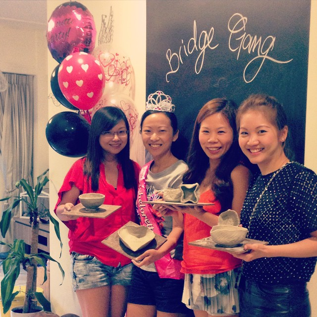 Creative hen party ideas in Singapore