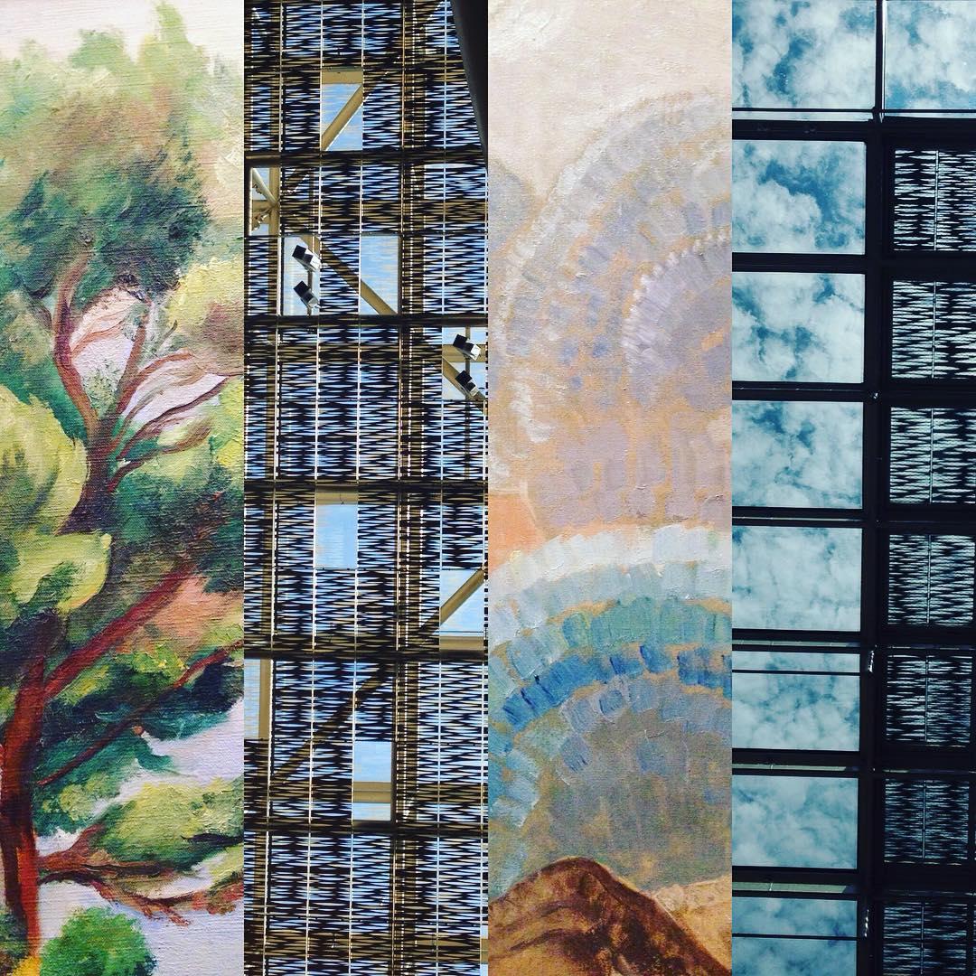 Feeling inspired from day out @nationalgallerysingapore  #reframingmodernism #art