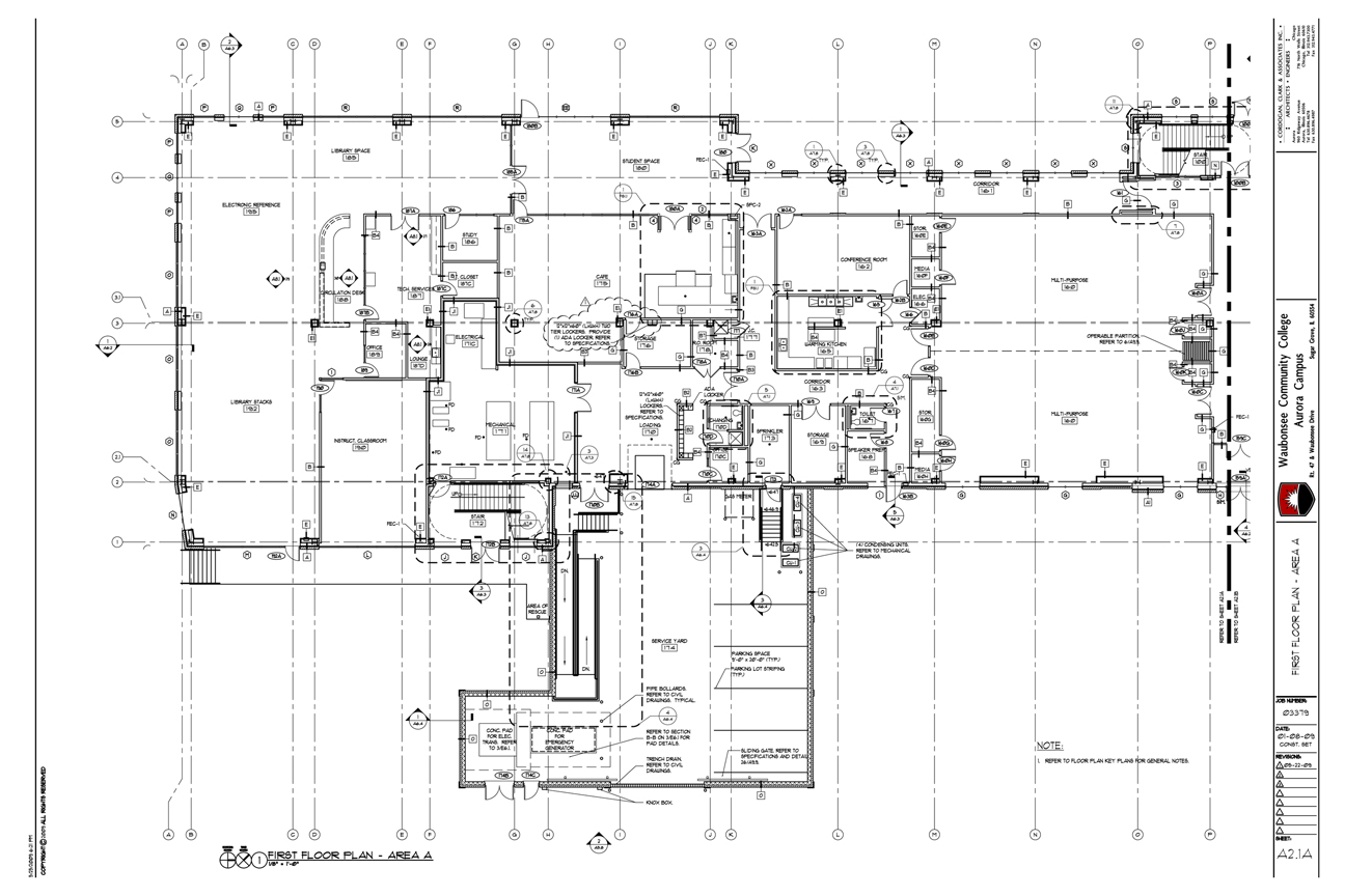 Permit & Construction Drawings