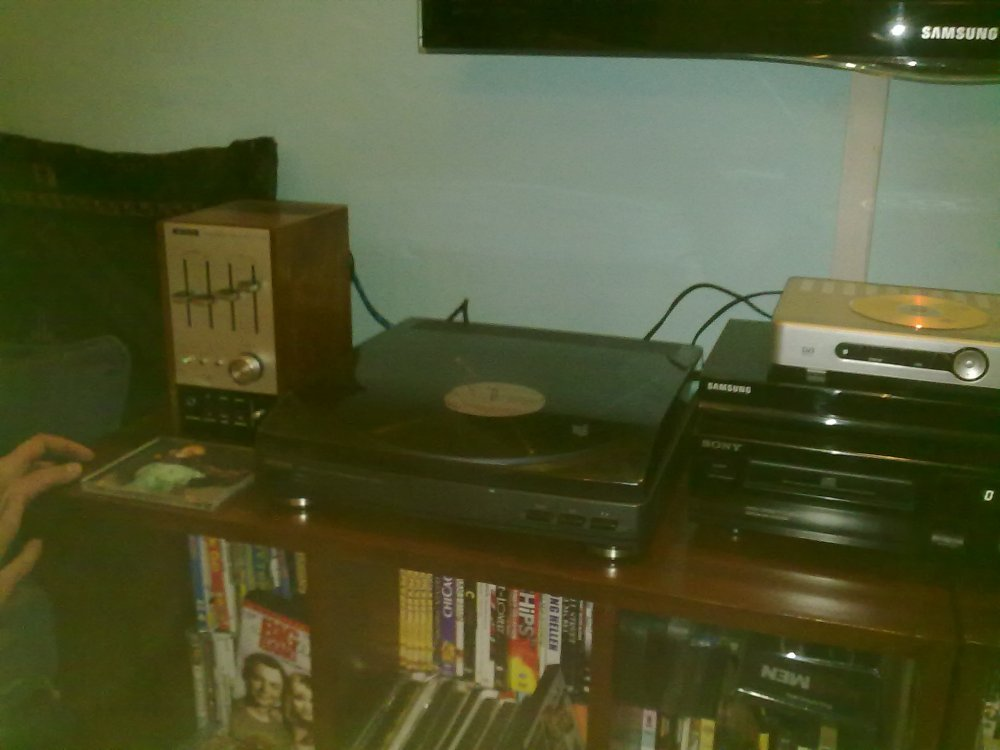 Putting together a music system with vintage components (5/5)