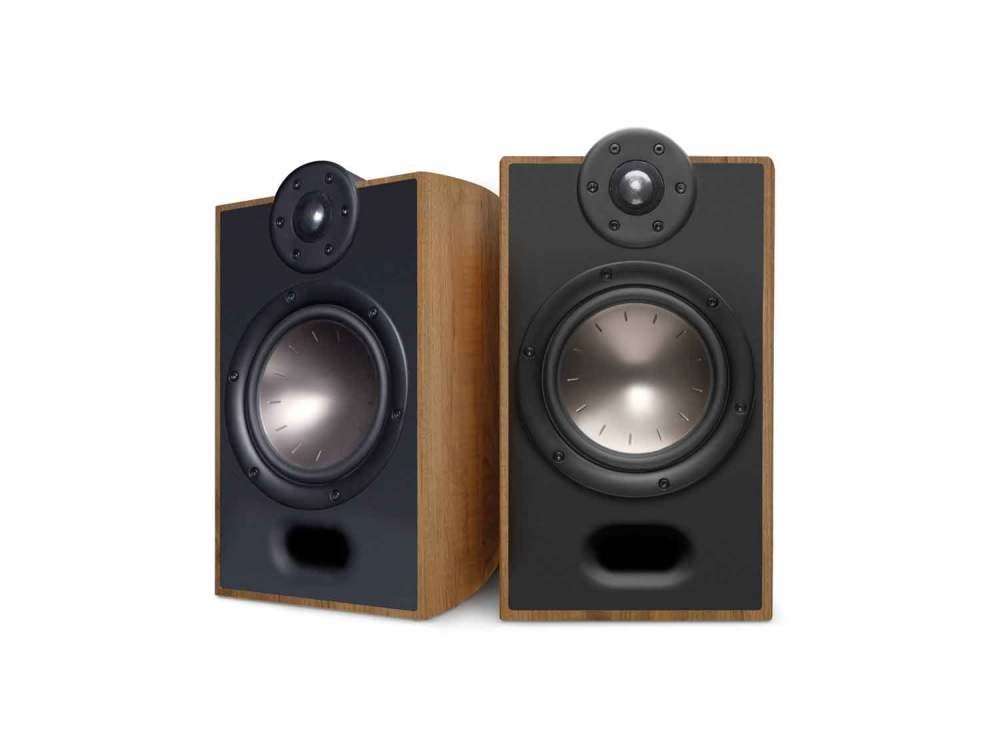 Test tracks to audition speakers