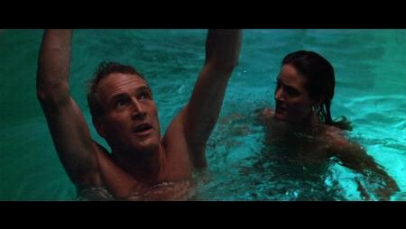 Paul Newman as private eye Lew Harper (5/5)