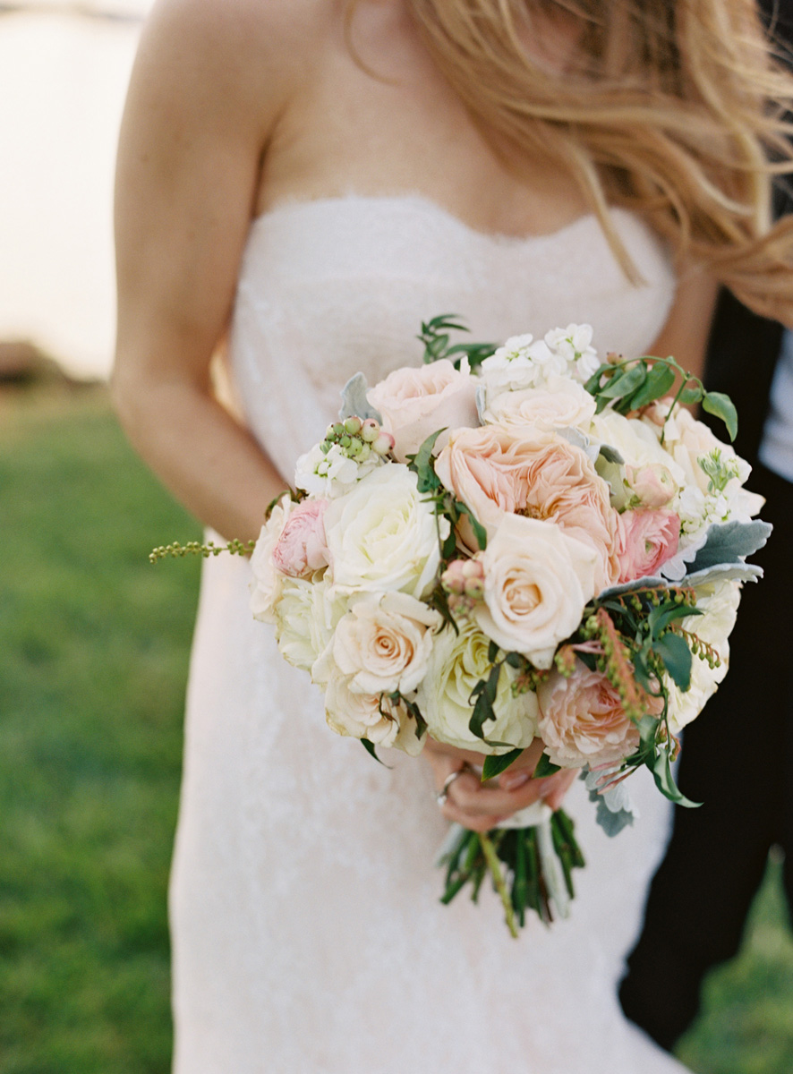 September Wedding At The Riverside Yacht Club By Blush Floral Design