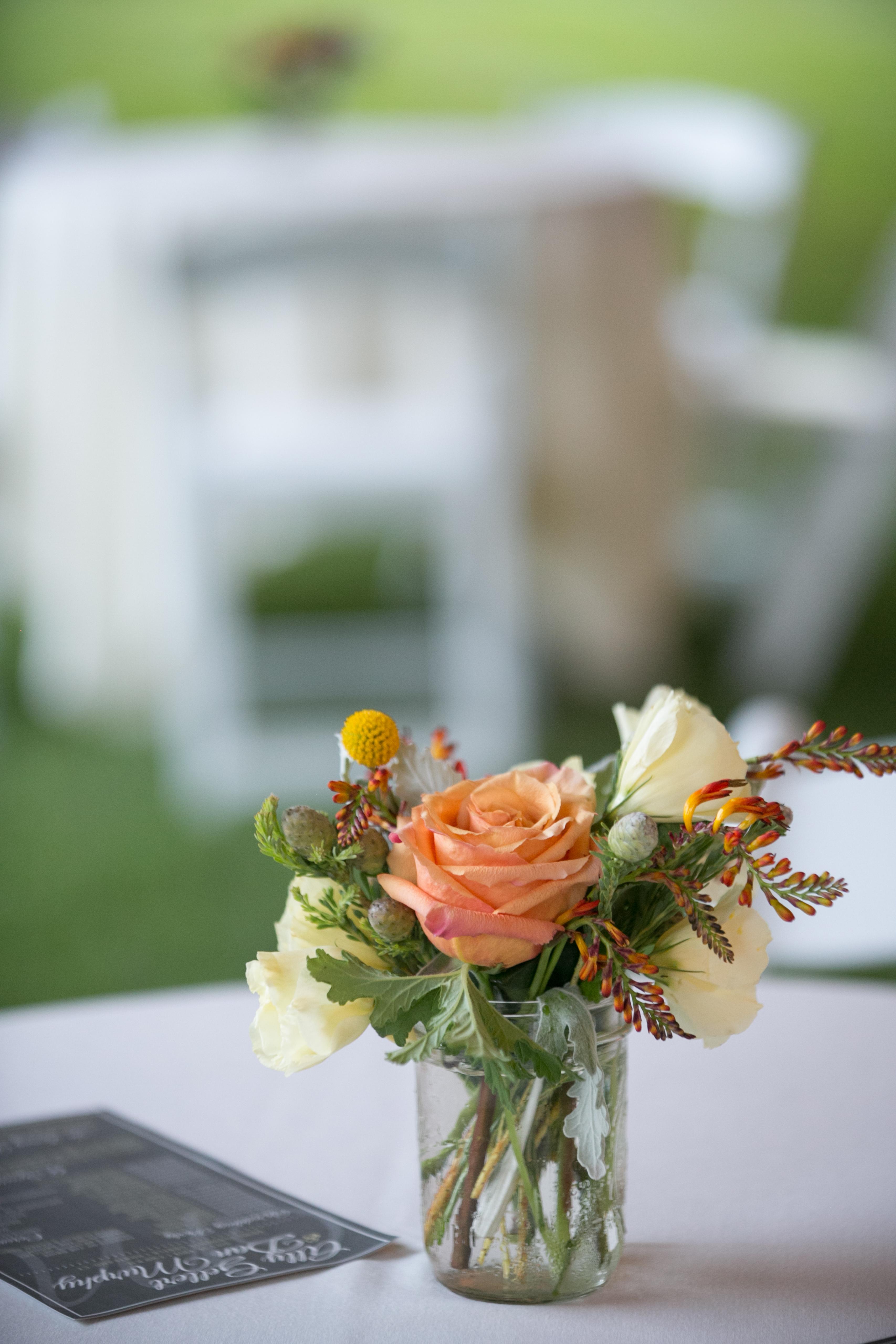 Blush Fall Wedding
