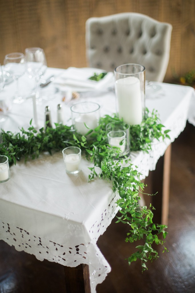 Greenery Garlands For Weddings By Blush Floral Design