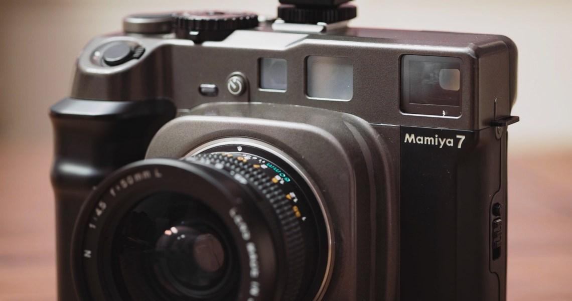 Episode 05: Medium Format Cameras with KEH Camera