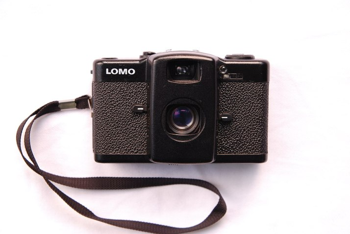 Lomo LC-A, Jan Kratochvil, Source: Wikipedia https://commons.wikimedia.org/wiki/File:Lomo_lc-a.JPG