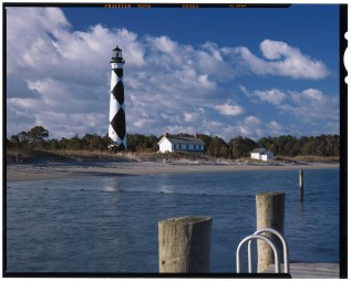 Cape Lookout Lighthouse, NC, Courtesy National Park Service, Jarob Ortiz