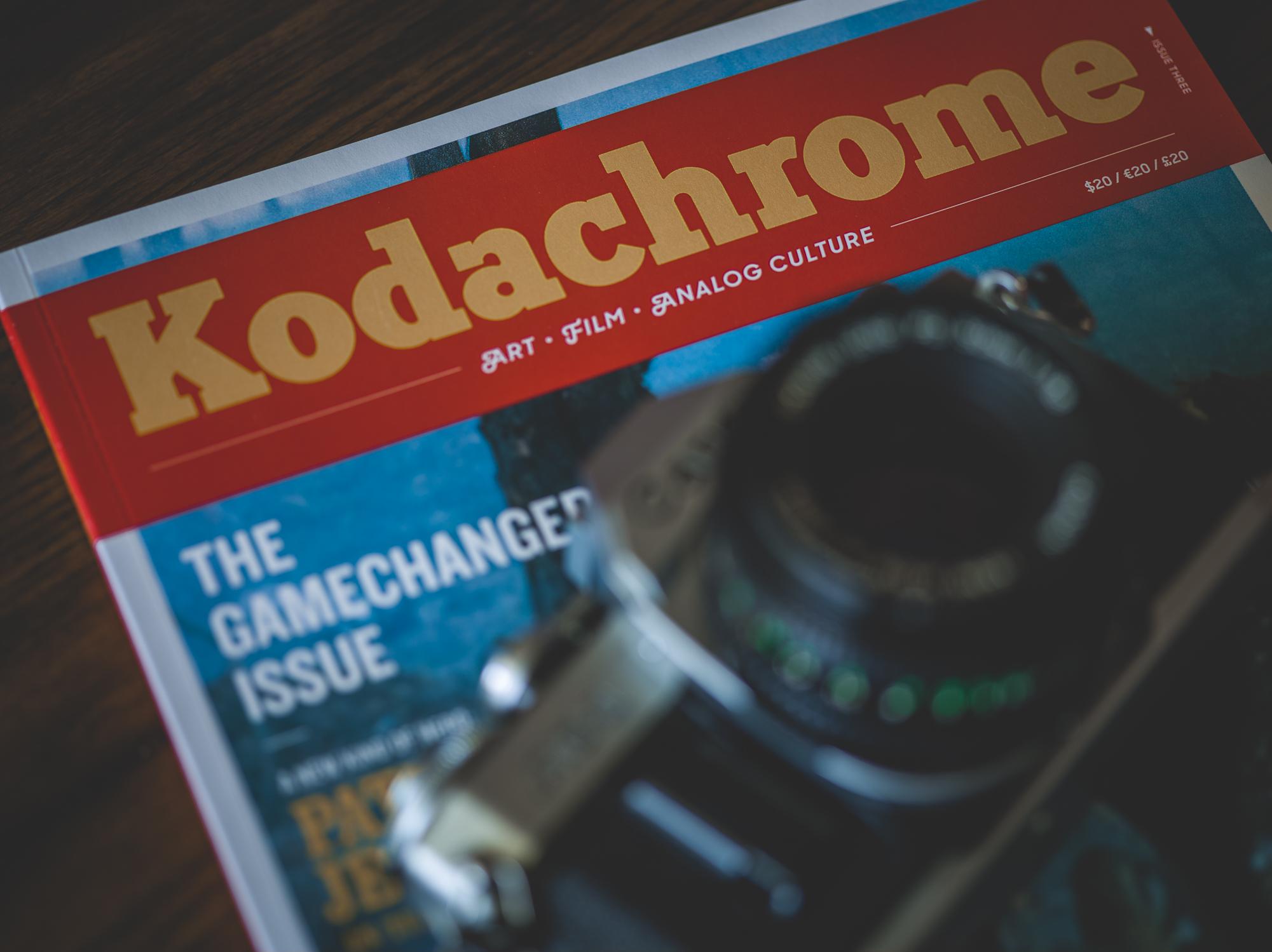 Issue 3 of 'Kodachrome'