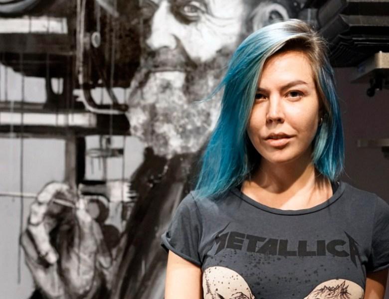 Lina Bessonova: Developing Heavy Metal