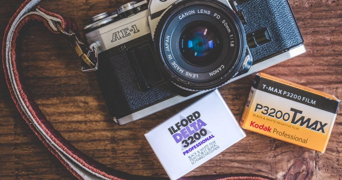 Film Shootout: P3200 vs Delta 3200
