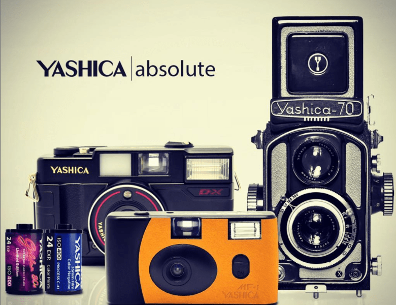 Yashica Enters Film Camera Market