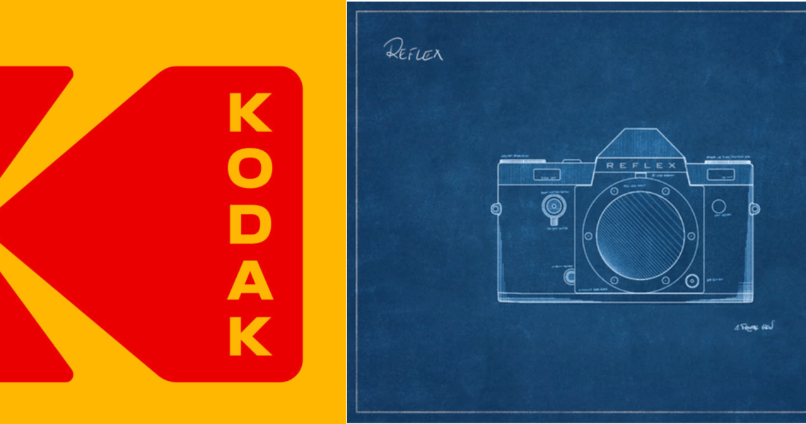 Kodak and Reflex Collab?