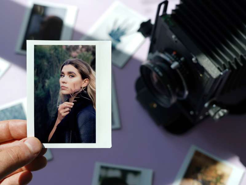 LomoGraflok: An Instax Back for Your 4×5 Camera!