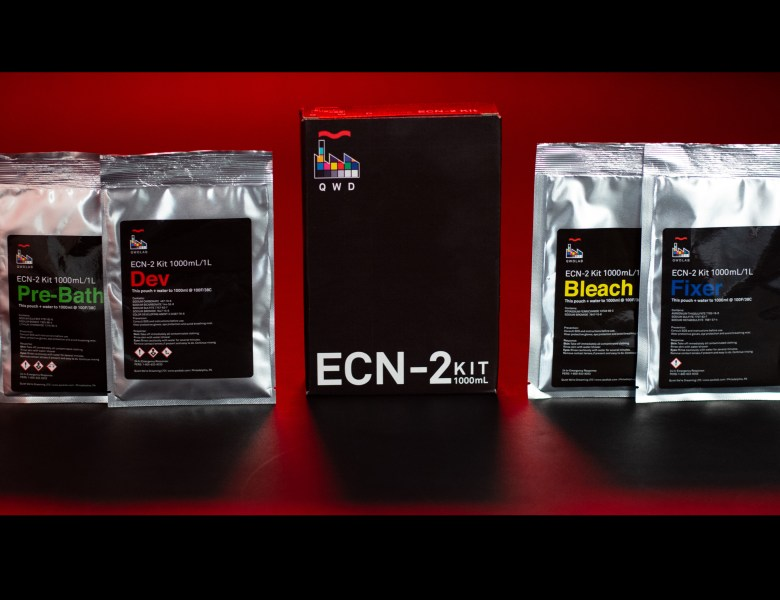 ECN-2 Home Developing with QWD Lab