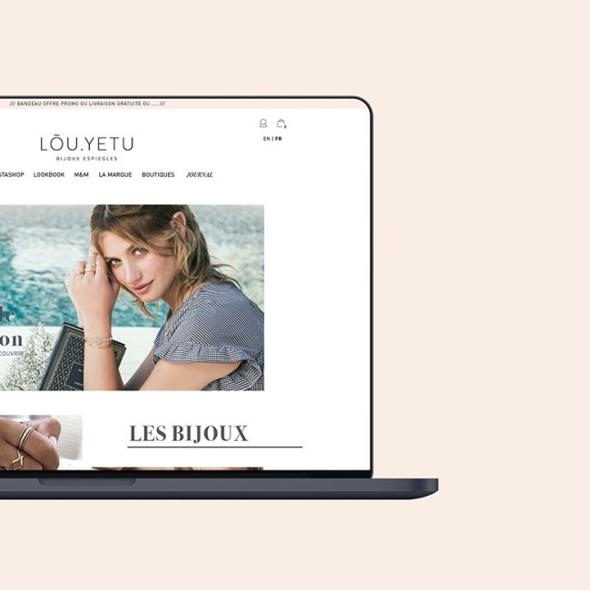 Home page - Lou Yetu