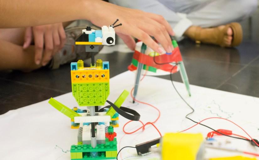 Robotica Educativa, Istituto David Chiossone ONLUS, Scuola di robotica