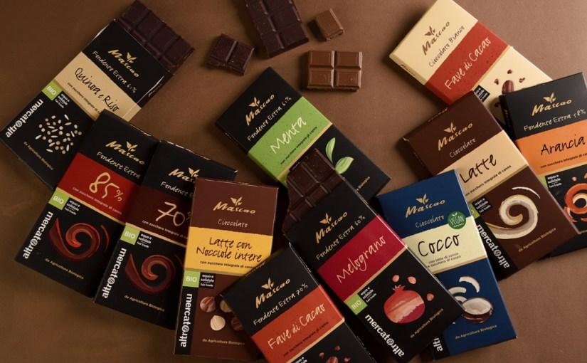 Altromercato cioccolato promo