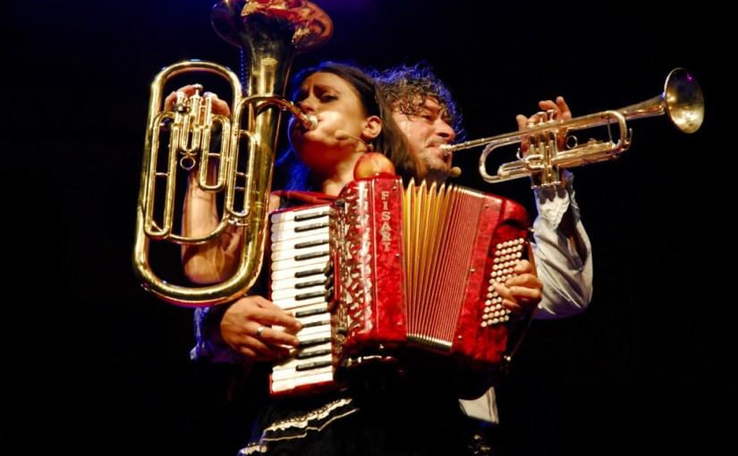 Nando e Maila - Sconcerto d'amore Circumnavigando Festival Grow Up