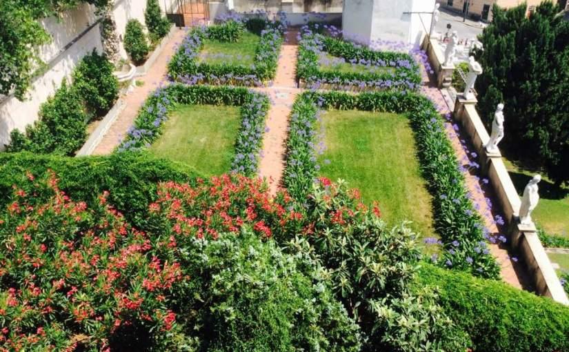 Palazzo Lomellino – un percorso nella natura per Euroflora 2018