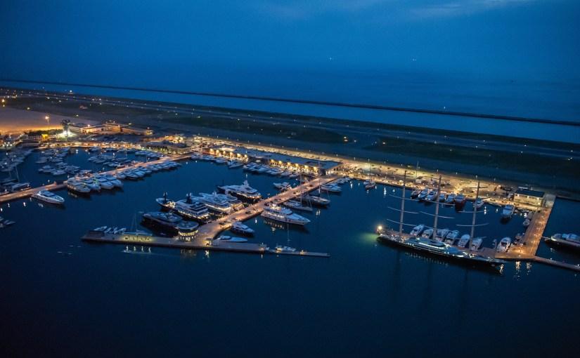 Marina Genova Liguria For Yachting Monaco Yacht Show Myba Charter Show