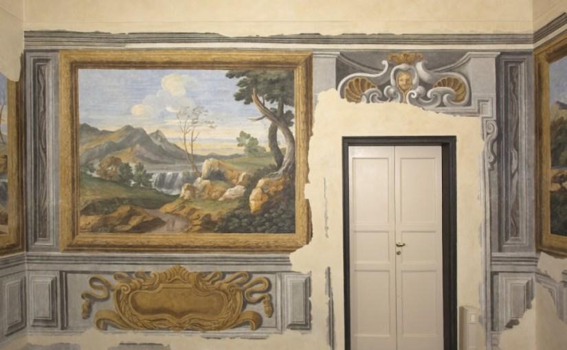 Palazzo Lomellino – Apre al pubblico dall'1 novembre al 6 gennaio il Salotto del Cavalier Tempesta al Primo Piano Nobile