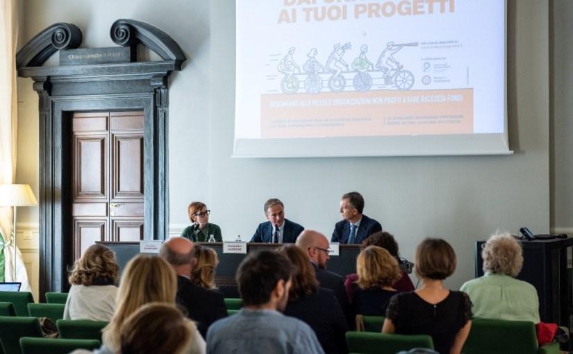 Fundraising Coaching Plus seconda edizione Fondazione Edoardo Garrone Valerio Melandri Diventerò Fundraiser