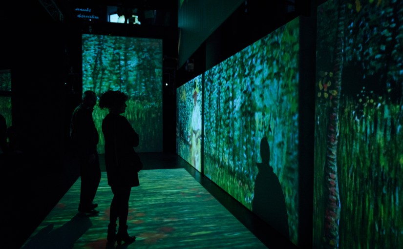 Van Gogh Alive – The Experience a Genova ultimo weekend di apertura