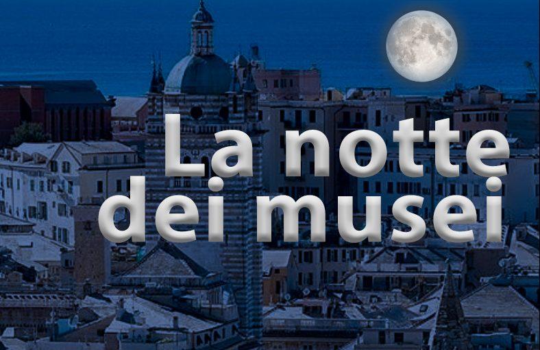 Palazzo Nicolosio Lomellino partecipa alla Notte dei Musei 2019