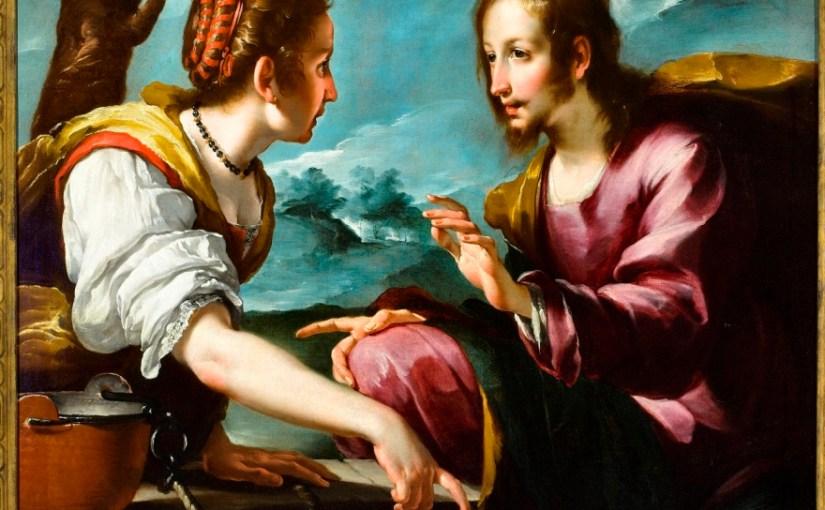 1.Bernardo Strozzi_Cristo e la Samaritana Palazzo Nicolosio Lomellino
