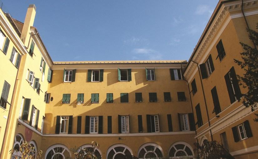 Istituto David Chiossone Onlus inaugura il rinnovato Centro di Riabilitazione per le disabilità visive nella sede storica di Corso Armellini a Genova