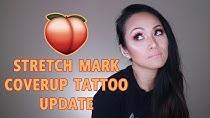 stretch mark cover up tattoo update