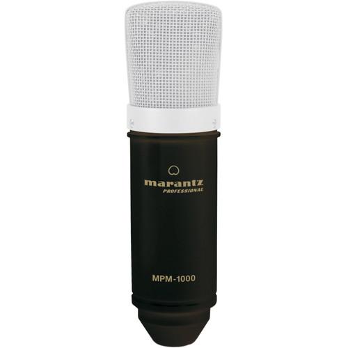 marantz condenser mic