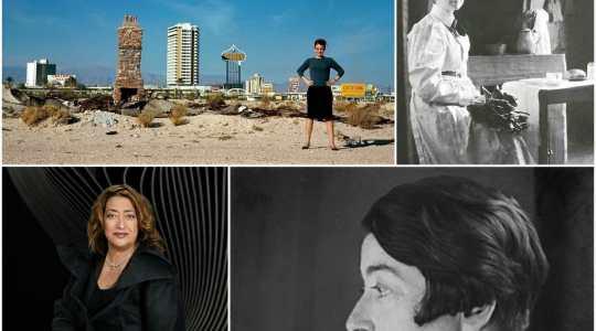 Femmes design architecture