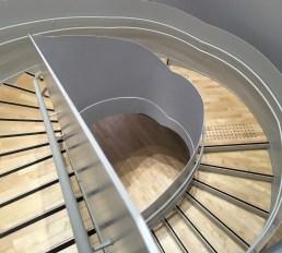 L'escalier nous balade